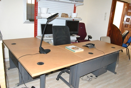 Destockage table de bureau