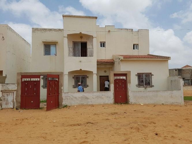 Programme immobilier a dakar thiaroye for Plan maison 150m2 senegal